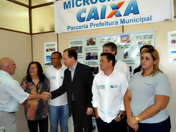 Caixa Econômica Federal formaliza parceria com Prefeitura Municipal de Cambé para liberação de microcrédito