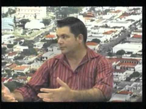 Entrevista com Mauricio Gomes Rocha Neto chefe da Vigilância Sanitária e Ambiental de Cambé