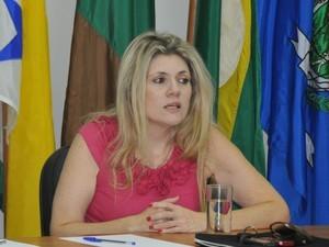 Alessandra Marques é a responsável pelo caso no Acre (Foto: Divulgação/Assessoria MPE-AC)