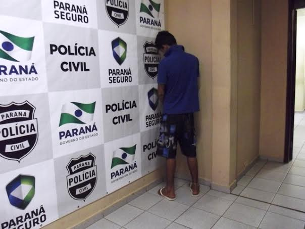 Policia prende autor do homicídio contra mototaxista em Cambé