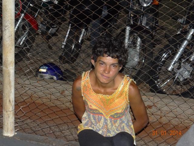 Letícia da Silva, 24 anos