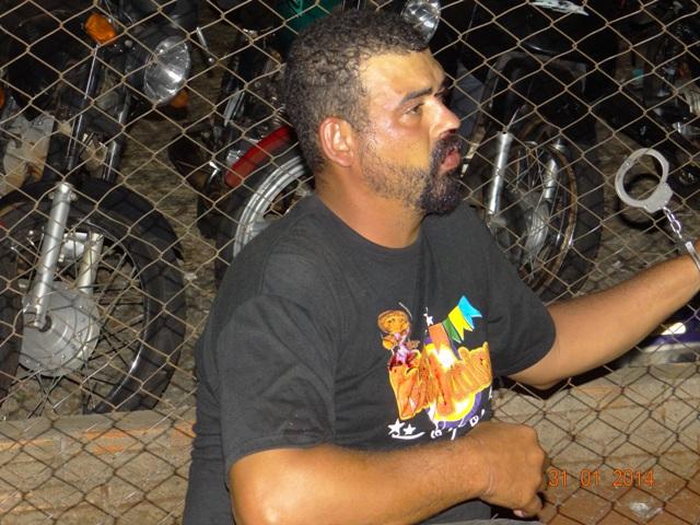 Após denuncias casal de assaltantes foi preso pela PM de Cambé