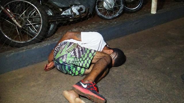 Homem é preso em flagrante após tentativa de assalto em Cambé