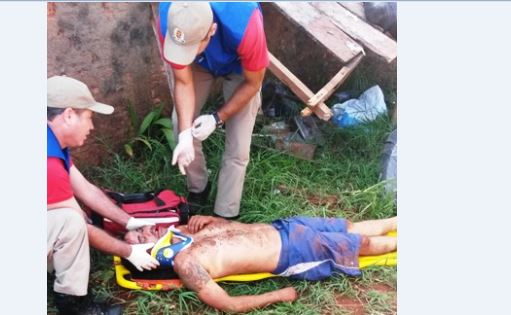 Policial Militar deixa homem inconsciente após luta corporal