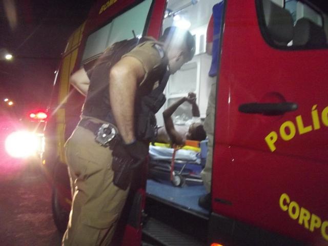 Menor é alvo de disparos de arma de fogo no Jardim Tupi em Cambé