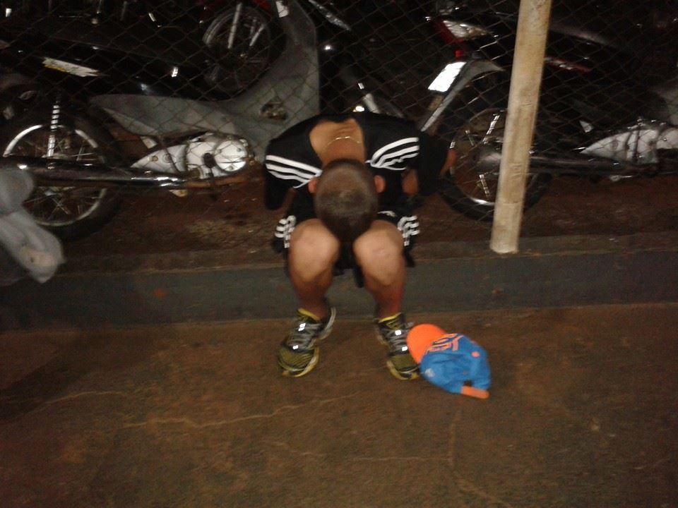 Rotam de Cambé prende traficante de drogas e recupera motocicleta roubada em 2013