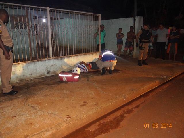 Jovem de 19 anos é assassinado no Jardim Josiane em Cambé