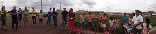 Moradores do Bairro Águas da Esperança são contra a dação pagamento de terreno localizado no bairro