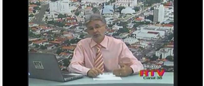 Comentários Benê Filho -Câmara de Vereadores – RTV Canal 36 UHF (Vídeo)