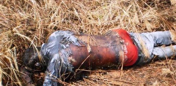 Homem comete suicídio ateando fogo no próprio corpo