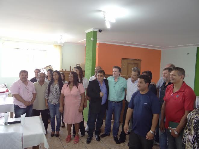 Nome do presidente da Fenatracoop Mauri Viana como pré-candidato a senador pelo PRP foi bem recebido pelo diretório estadual e pelos filiados do partido