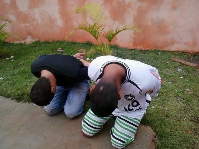 Polícia Militar de Cambé recupera veículo tomado em assalto em Londrina