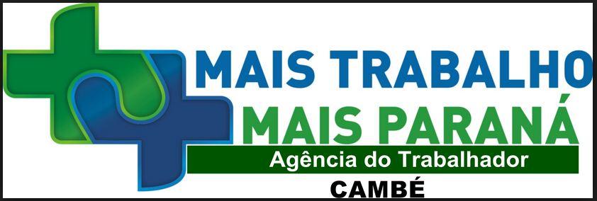 Agência do Trabalhador de Cambé tem 210 vagas em aberto