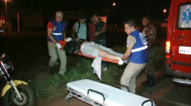 Motorista foge após acidente na marginal da PR 445 em Cambé