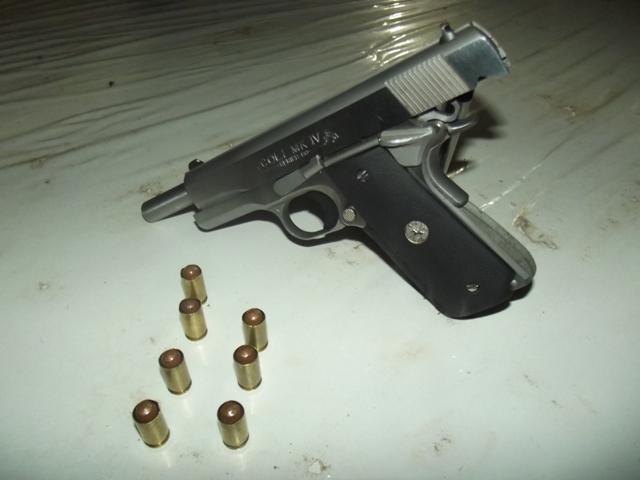 Polícia Militar de Cambé retira mais uma arma de circulação