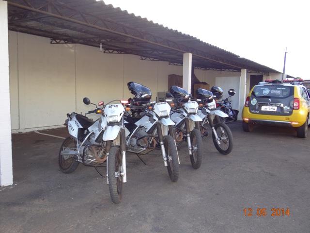 Polícia Militar de Cambé faz apreensão de drogas na tarde desta segunda-feira