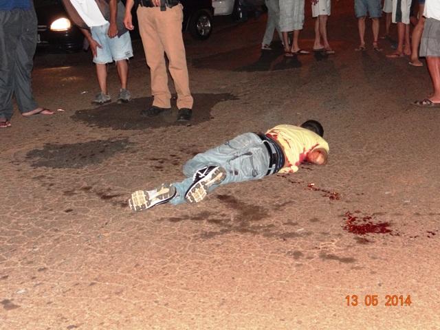 Homem de 30 anos foi assassinado no Jardim Ana Eliza III em Cambé