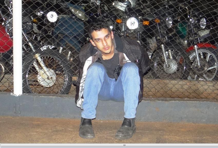 Rotam cumpre mandato de prisão no Jardim Ana Rosa