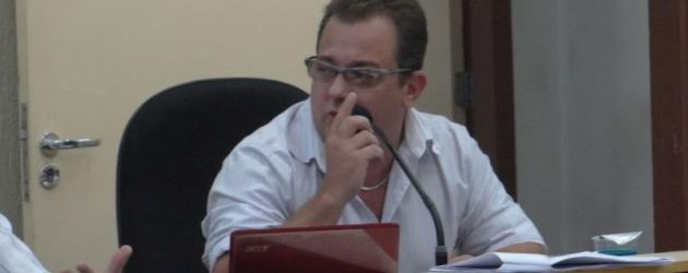 Promotora de Cambé não quer mais o vereador Conrado Scheller na Câmara de Vereadores