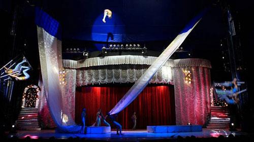 Morte de acrobata é a primeira em quase 60 anos de Circo Tihany