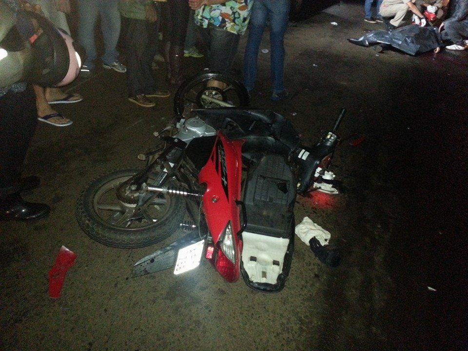 Imprudência no trânsito: Mulher vem a óbito após colidir sua motocicleta