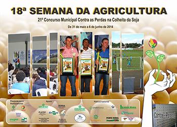 Cambé realiza a 18ª Semana da Agricultura e o 21º Concurso de Redução de Perdas na Colheita da Soja
