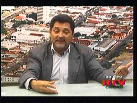 Entrevista com o Vereador Cecílio Araújo – PT/Cambé (Vídeo)