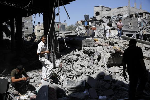 Mais de 30 de brasileiros permanecem em Gaza
