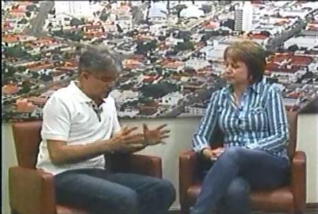 Entrevista com a Vereadora Estela Camata (Vídeo)