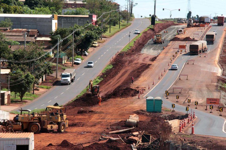 PR-445 terá marginais interditadas entre Londrina e Cambé