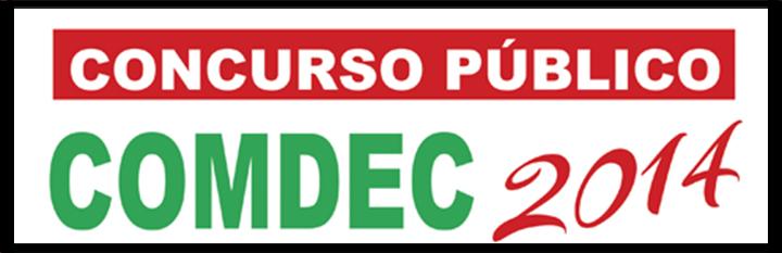 Faltam oito dias para o fim das inscrições para o Concurso Público da COMDEC