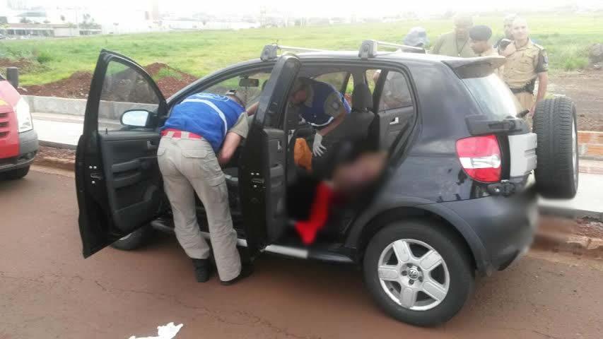 Professor da UEL é encontrado morto dentro de carro em Londrina