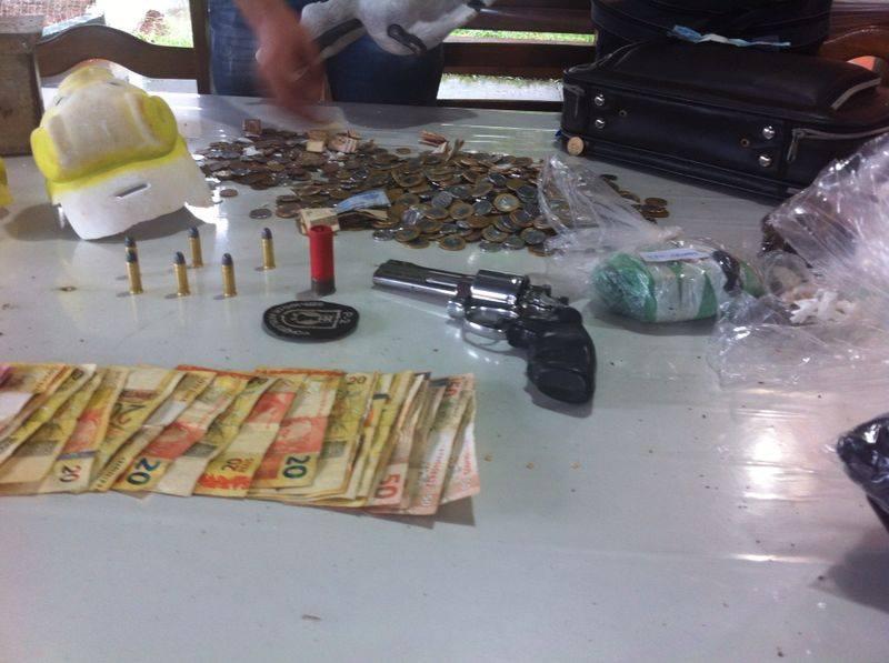 Assaltante é morto pela PM no centro de Londrina
