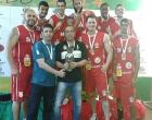 Cambé conquista medalha de bronze no basquete