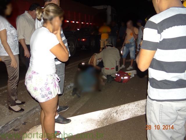 Madrugada violenta em Cambé, dois homicídios registrados em menos de 1 hora