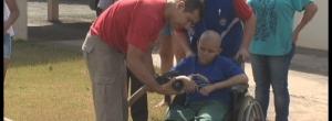 Bombeiros de Cambé realizam sonho de criança com câncer (Vídeo)