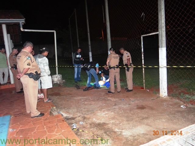 Festa em chácara termina com tragédia em Cambé