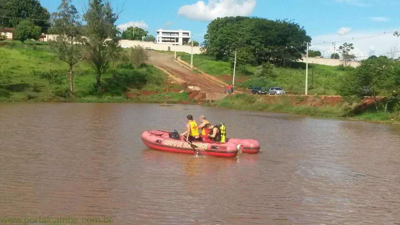 Adolescente de 17 anos morre afogado em represa de Cambé (Atualizada)