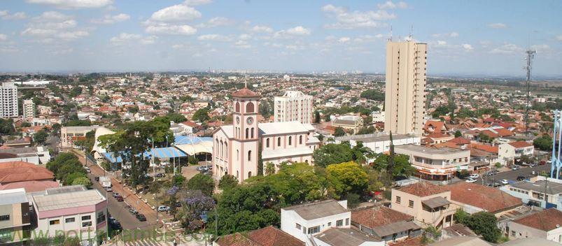 Simepar prevê fim de semana com calor e tempo instável em Cambé