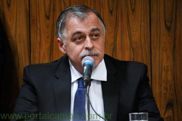 O ex-diretor da Petrobras Paulo Roberto CostaGeraldo Magela/Agência Senado