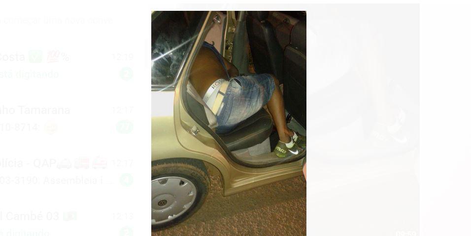 Três são baleados durante a madrugada em Londrina; Cambeense morreu em frente a boate