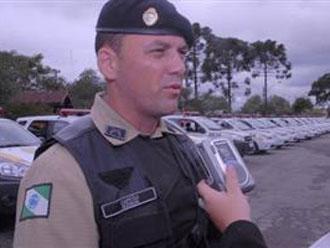 Tenente-coronel deixará comando da PM em Londrina para voltar ao Bope