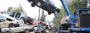 Detran realizará leilão de reciclagem com veículos apreendidos em todo o Estado