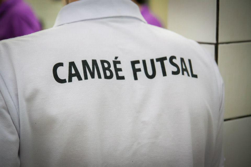 Técnico de Apucarana acerta com a equipe do Cambé Futsal
