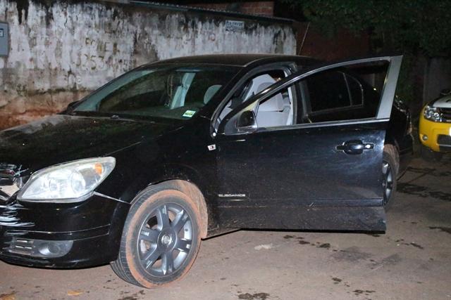 Polícia Militar de Cambé recupera veículo roubado em Sertanópolis