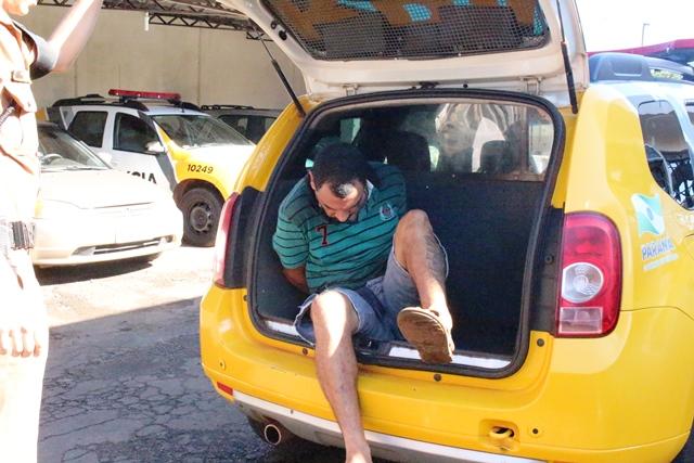 Homem praticava furtos com carro roubado no Jardim São Paulo