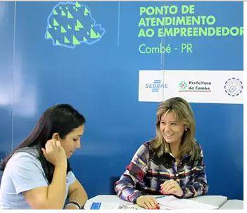 Ponto de Atendimento ao Empreendedor de Cambé promove consultorias empresariais especializadas