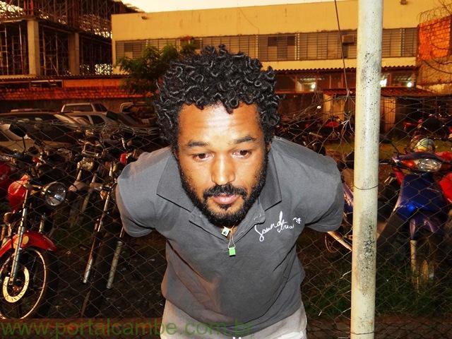 Polícia Militar de Cambé prende foragido da Justiça