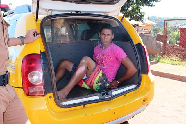 Polícia Militar de Cambé cumpre mandado de prisão