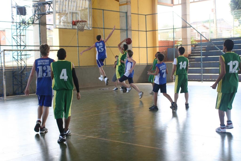 Secretaria de Esportes realiza Fase Municipal dos Jogos Escolares